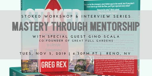 Mastery Through Mentorship with Gino Scala
