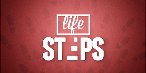 November 2019 Life Steps Session