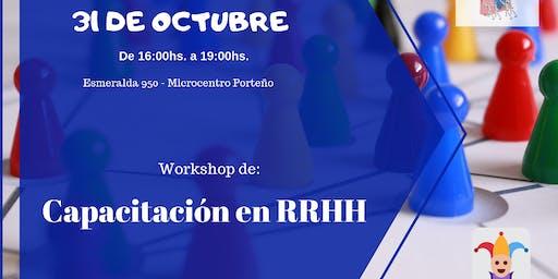 Workshop de Capacitación en RRHH