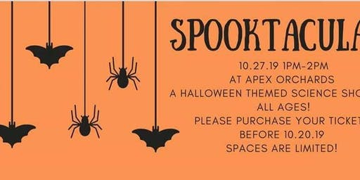 *Sold Out* Spooktacular