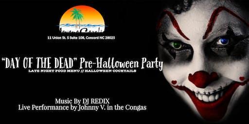 """Day of the Dead"" Pre-Halloween Party at Havana Carolina Restaurant"