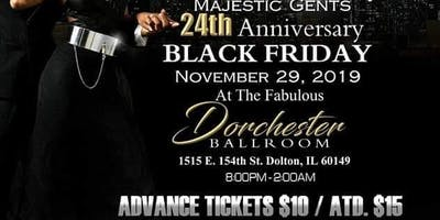 Majestic Gents Ultimate Black Friday