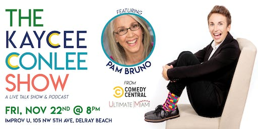 The Kaycee Conlee Show featuring Pam Bruno