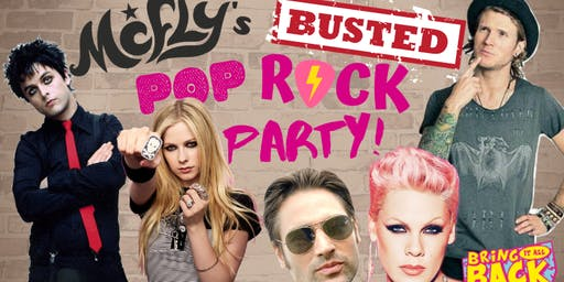 Mcfly's Busted Pop Rock Party! - London