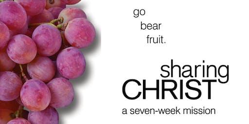 Sharing Christ Retreat Dutchess