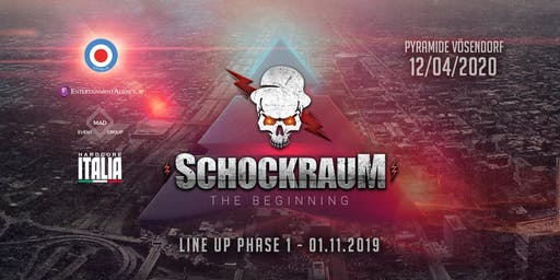 SCHOCKRAUM - The Beginning