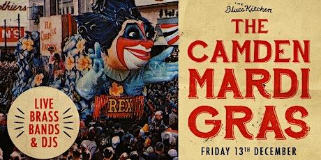 The Camden Mardi Gras tickets