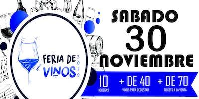 Feria de Vinos 2019