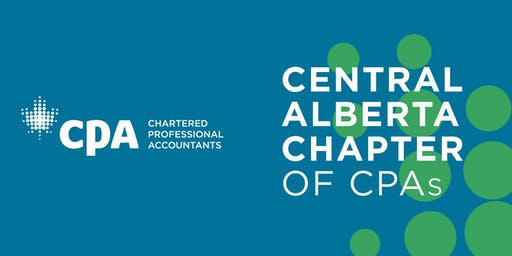 "CPA Central Alberta Chapter presents ""Solving the Cryptocurrency Puzzle"""
