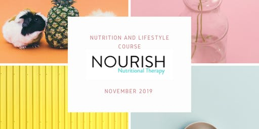 Nutrition and Lifestyle Course