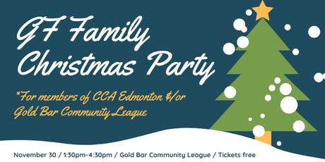 GF Family Christmas Party tickets