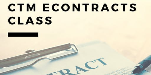 November Advanced eContracts Class