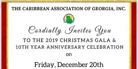 CAG 10TH ANNIVERSARY CELEBRATION tickets