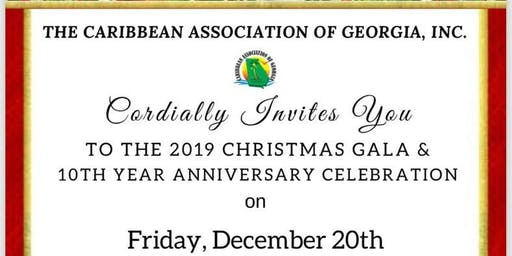 CAG 10TH ANNIVERSARY CELEBRATION