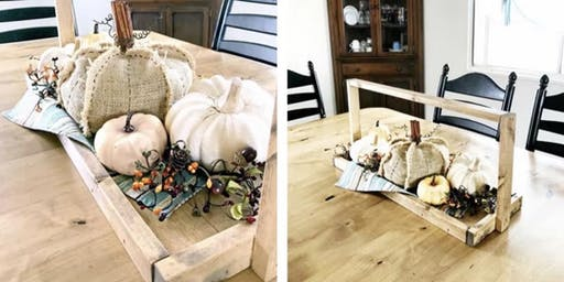 DIY Farmhouse Table Tote