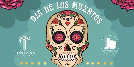 Jack Bulik Dia De Los Muertos
