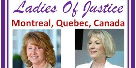 Ladies Of Justice Discover Canada