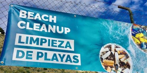 Limpieza de Playa - Almuñécar