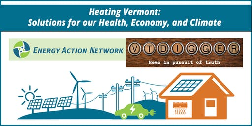 Heating Vermont: Solutions for our Health, Economy, and Climate