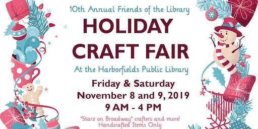 10th Annual Holiday Craft Fair
