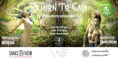 Return To Gaia -2nd end of year charity dance show-