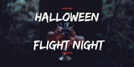 Halloween Flight Night