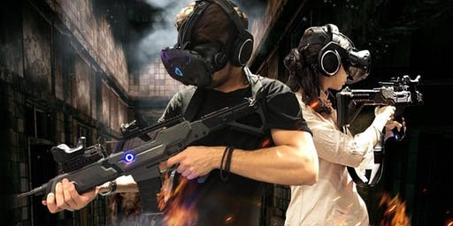 Virtual Reality Multi Player Gaming and VR Haunted House