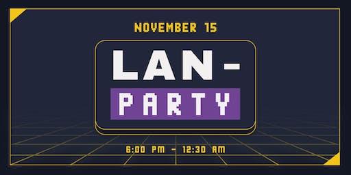 BCITSA LAN Party