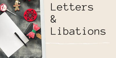 Letters and Libations: Christmas Edition