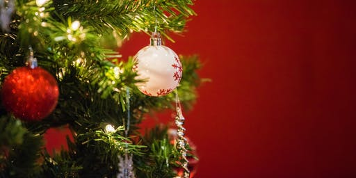 Paint One, Give One Holiday Ornament Decorating