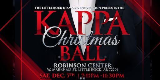 The Kappa Christmas Ball