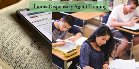 Illinois Cannabis Dispensary Agent Training  Course tickets