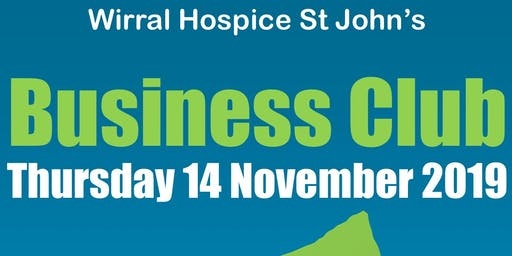 Wirral Hospice: Business Club