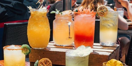 Margarita Crawl Manchester tickets