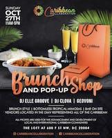 Caribbean Collaboration Brunch and Pop Up Shop