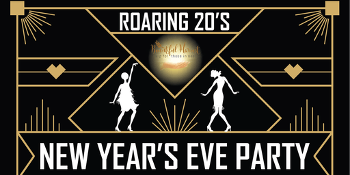 Roaring '20's New Year's Eve Party