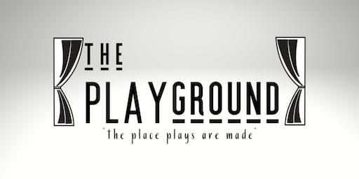 The PLAYground: A Children's Theatre Workshop - NOVEMBER
