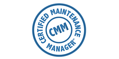 Certified Maintenance Manager Workshop tickets