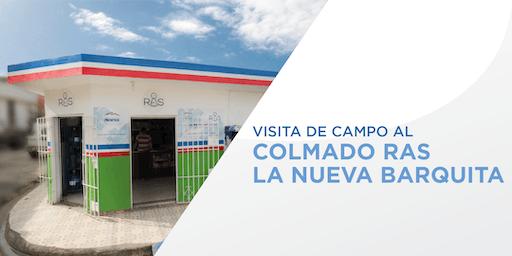 Visita de campo al Colmado RAS La Nueva Barquita