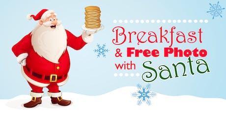 Breakfast with Santa Fundraiser tickets
