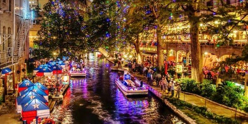 2019 Ford Holiday River Parade