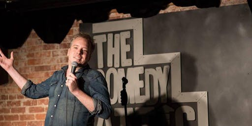 Slice of Comedy headlining Rick Wood