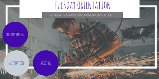 Tuesday Orientation- Innovation Lab Information Session