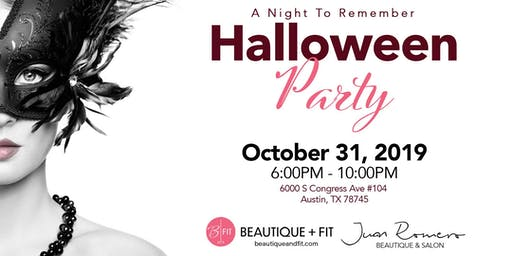 Halloween Party - $300 Costume Prize