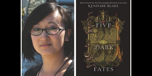Talk and Q&A with YA Author Kendare Blake