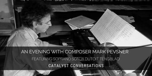 An Evening with Composer Mark Pevsner