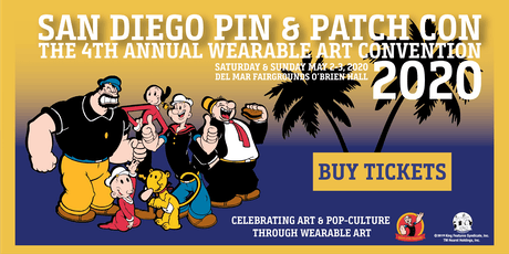 Pin & Patch Con 2020 tickets