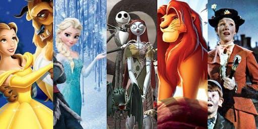 Disney Movie Trivia at Loflin Yard