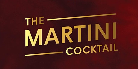 The Martini Cocktail w/Robert Simonson tickets