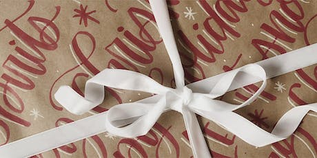 Holiday Lettering Workshop tickets